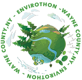 Wayne County Envirothon Logo