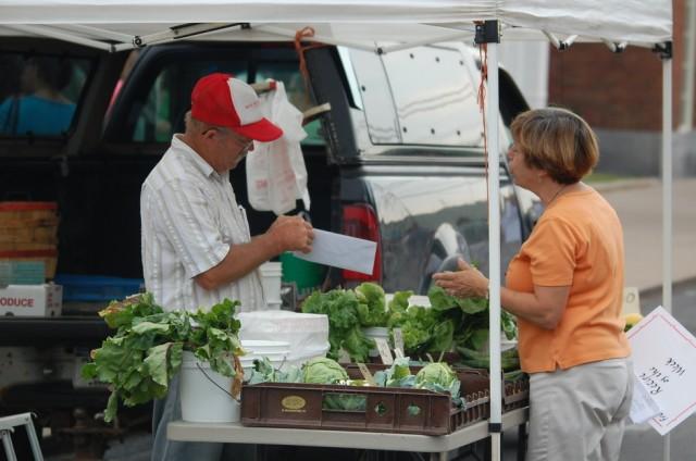 Lyons N.Y. Farm Market
